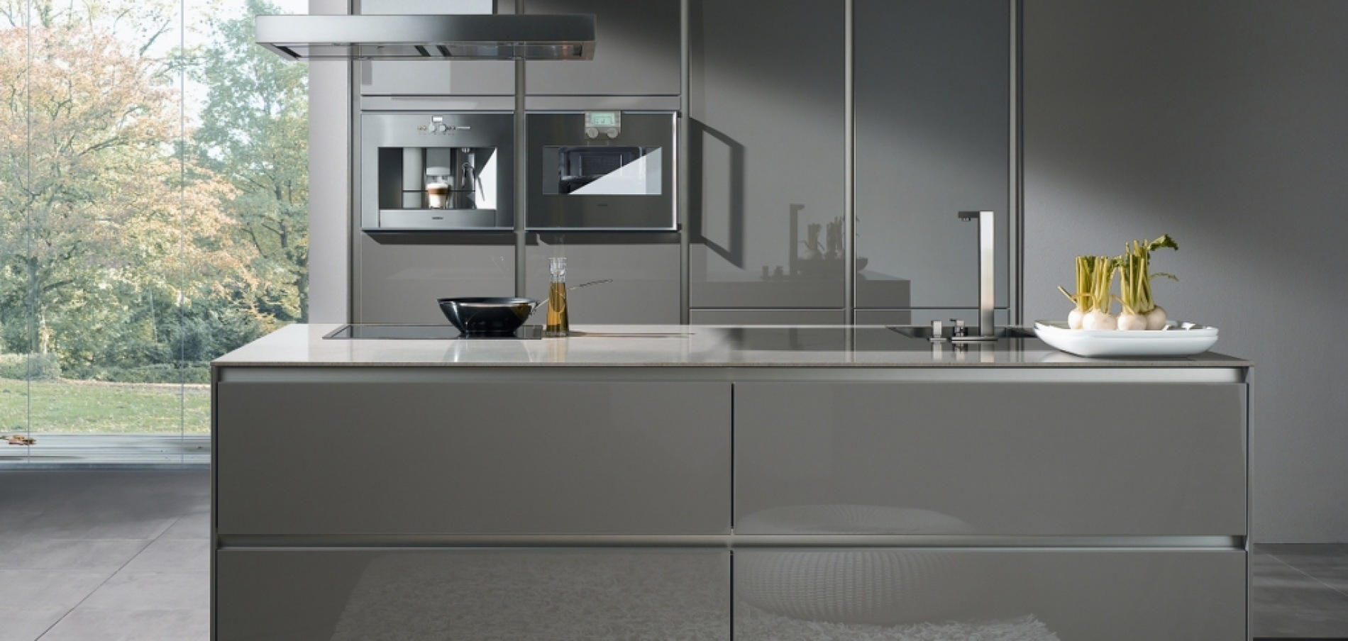 SieMatic S2 island front view