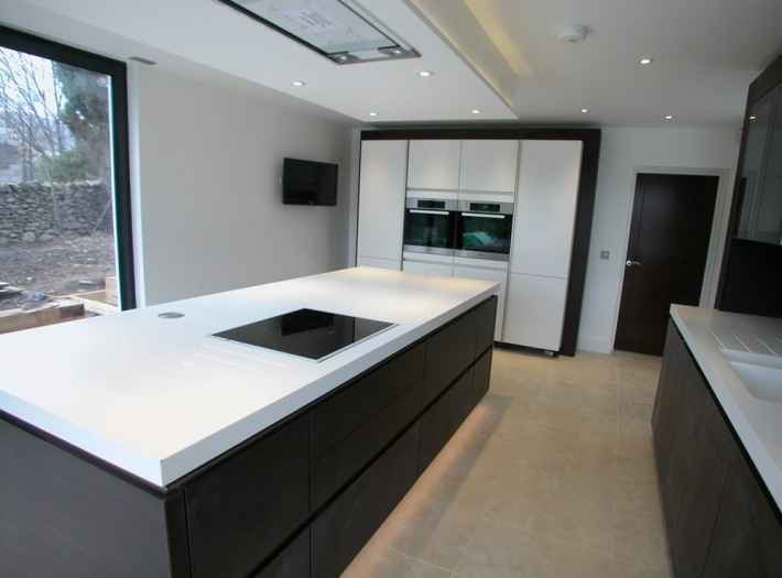 S2K Siematic Kitchen - Lake District