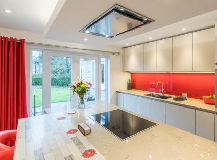 Beautiful SieMatic kitchens from Mark Leigh